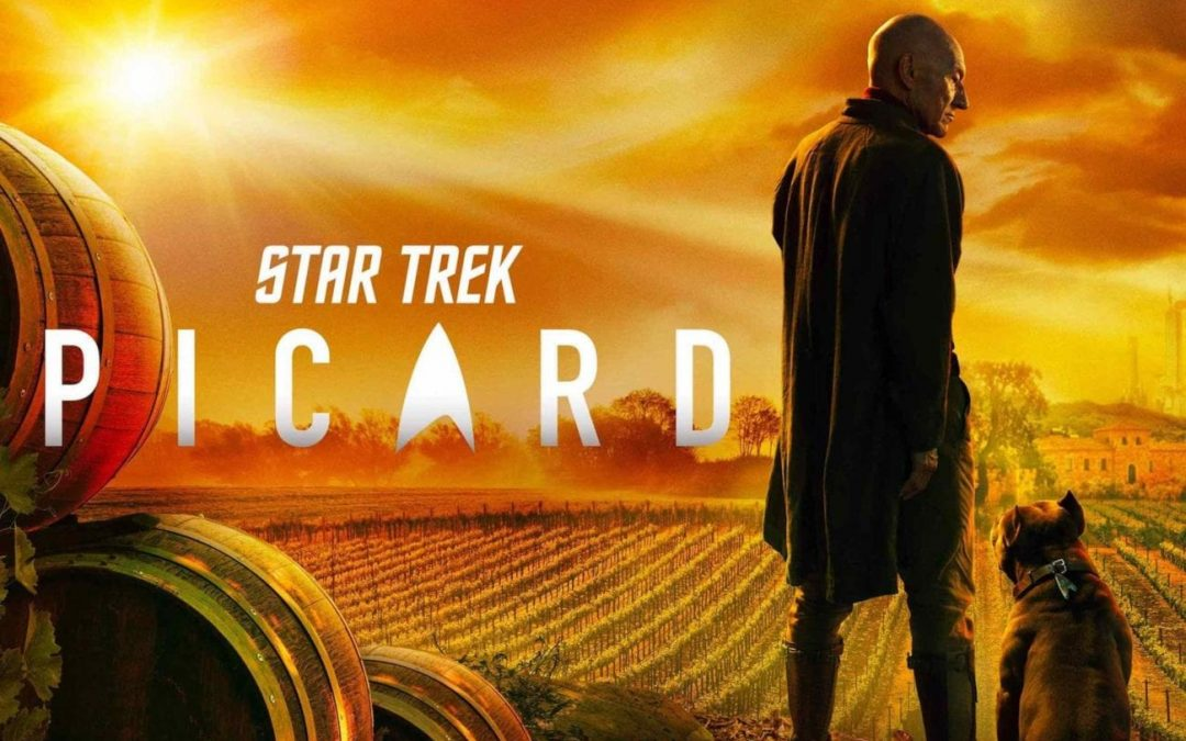 The Premiere of Star Trek Picard – Region 17 Style!